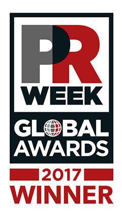 pr week global awards 2017