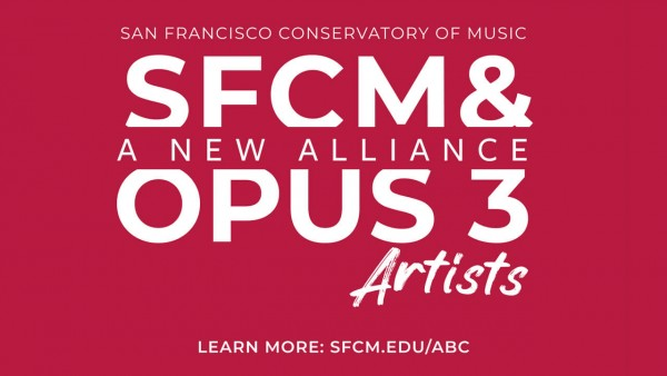 San Francisco Conservatory of Music poster