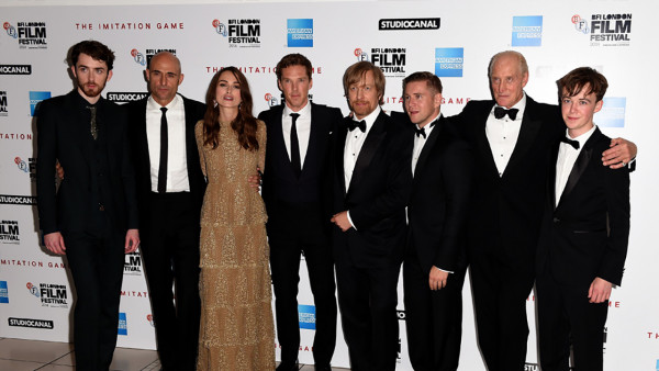 The 58th BFI London Film Festival