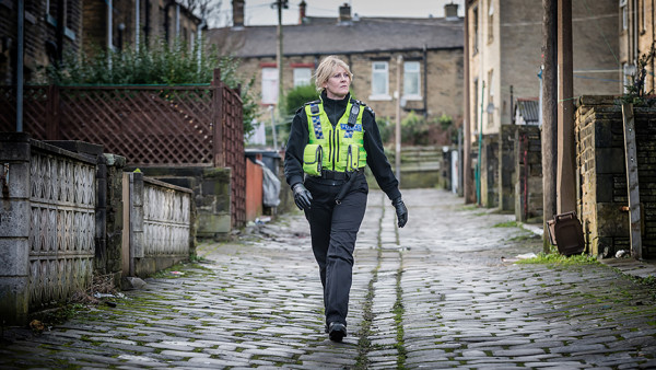 Happy Valley production photo