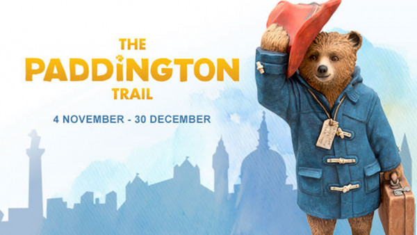 Paddington Trail poster artwork