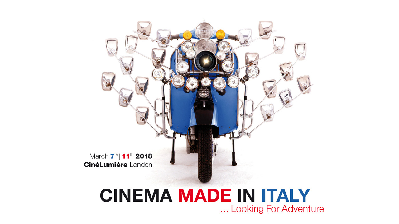 cinema made in italy poster logo