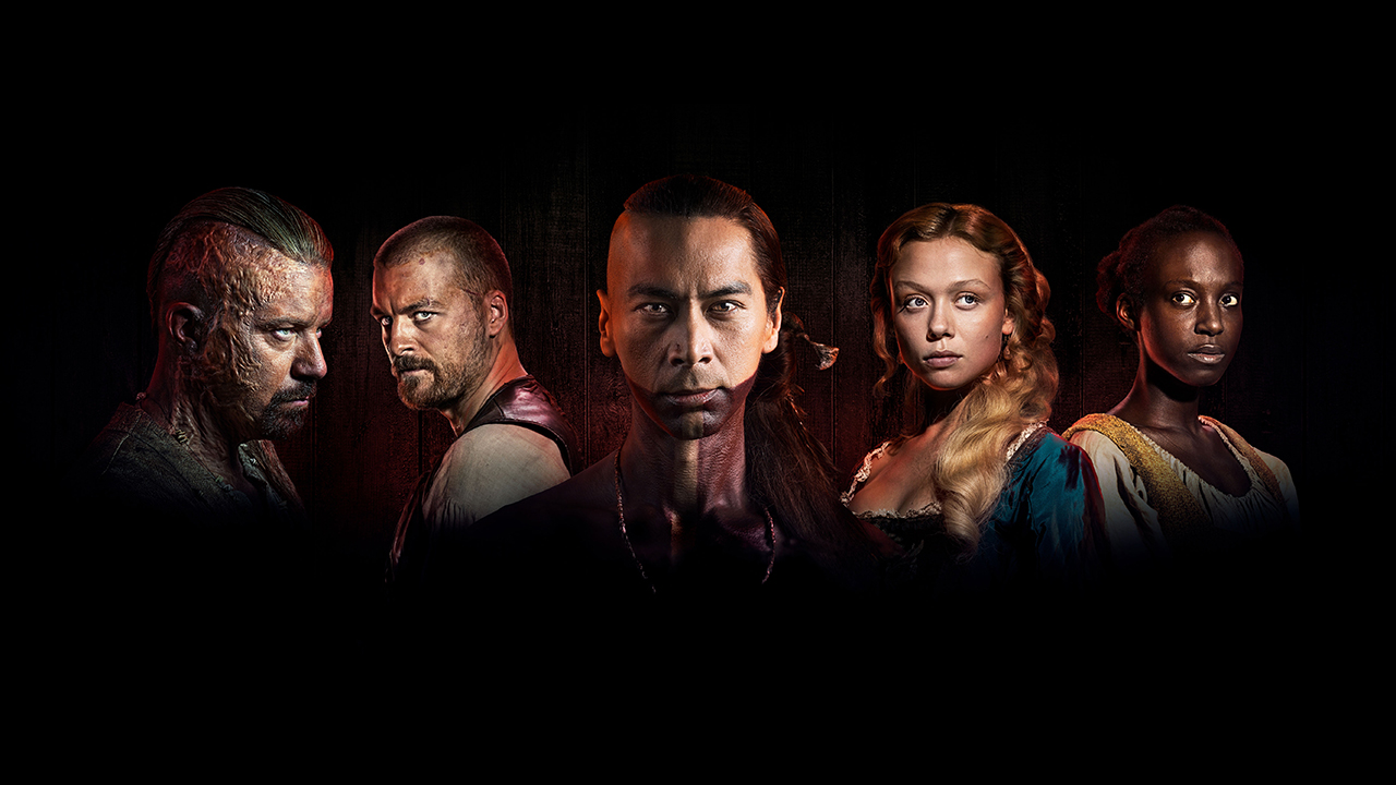 Jamestown Series 2 character images