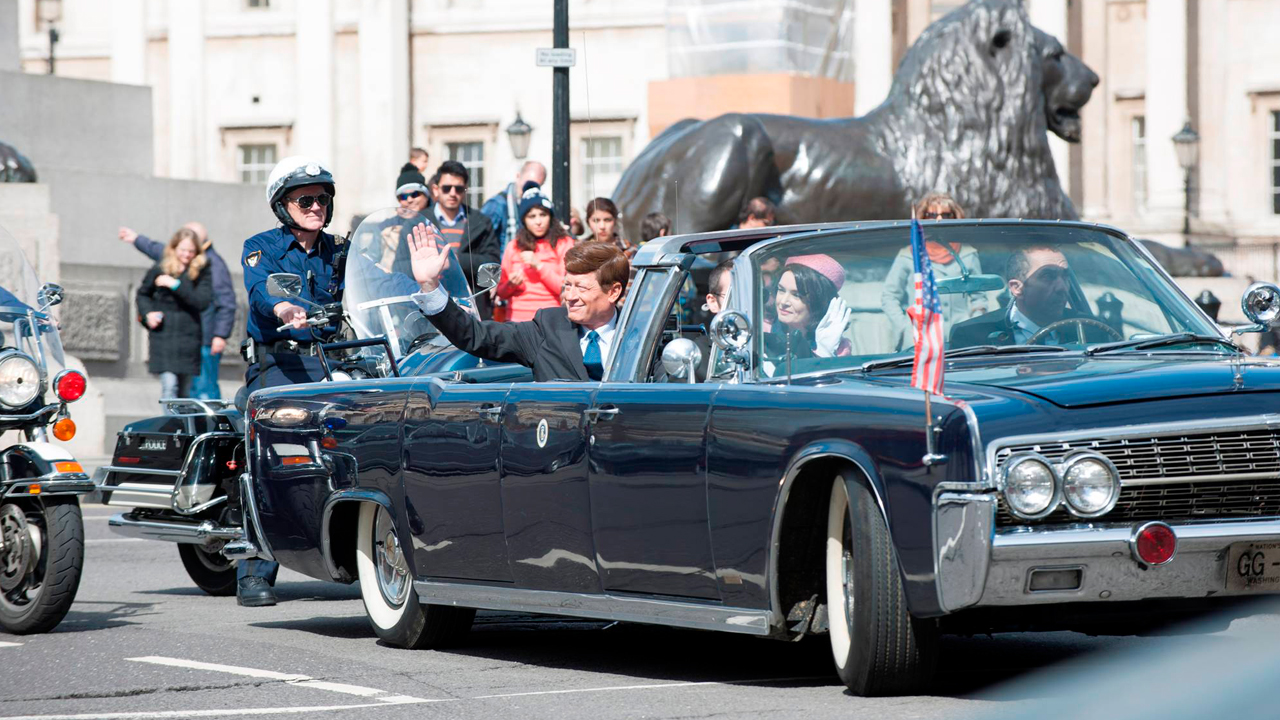 Stunts - JFK Car photo