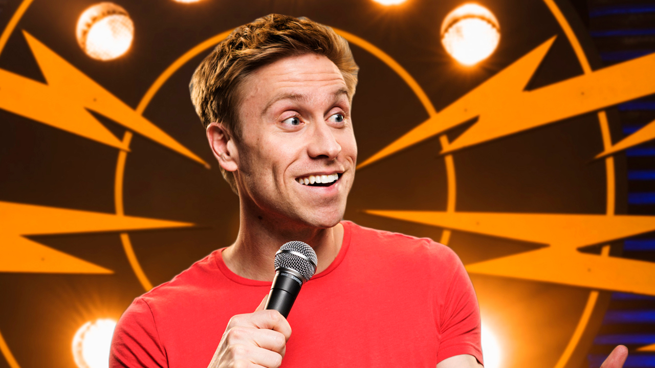 Russel Howard production image