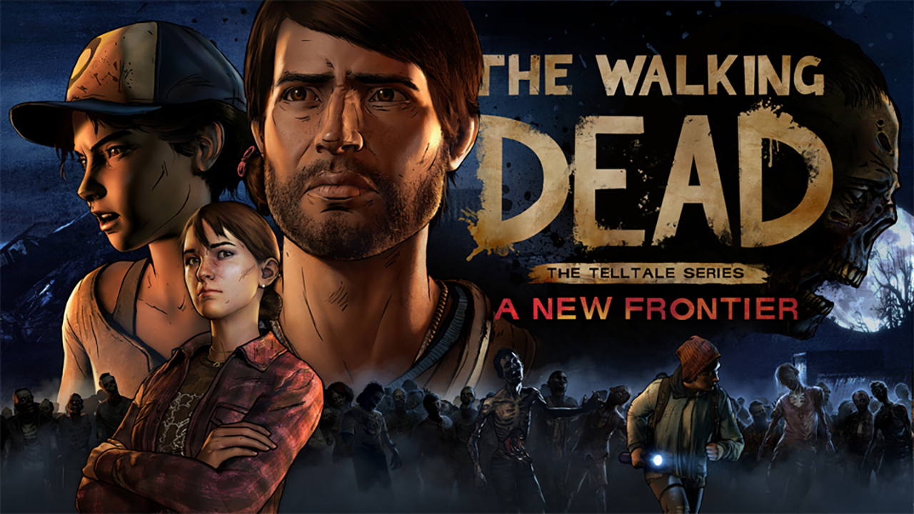 The Walking Dead: A New Frontier game screen shot