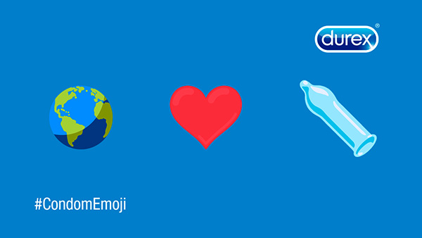 durex #condomEmoji photo
