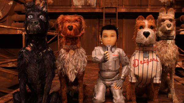 Isle of Dogs screen image