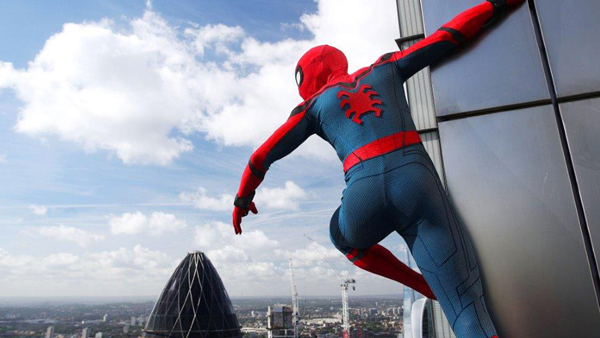 PR Stunt, Spider-Man, london event