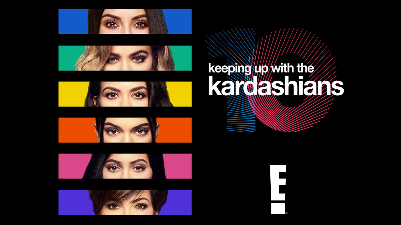 Keeping Up with the Kardashian's 10th Anniversary Exhibition