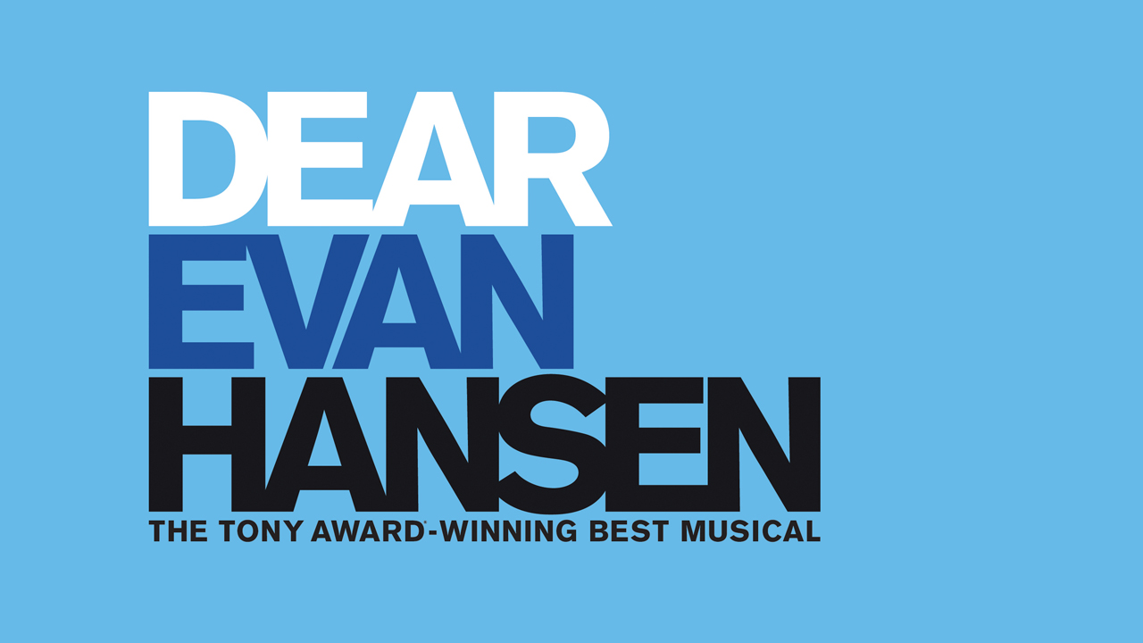 Dear Evan Hansen title treatment