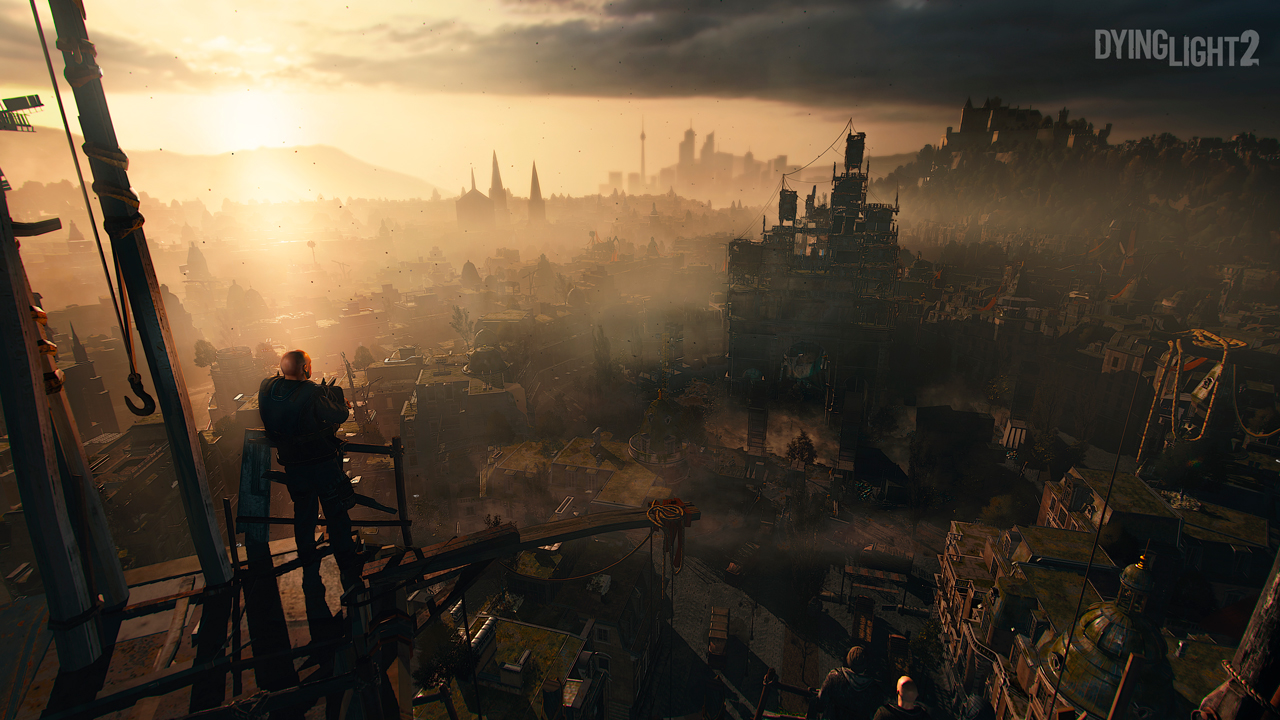 Dying Light 2 production image