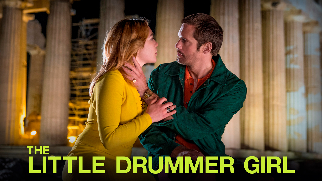 The Little Drummer Girl - Picture Publicity - Unit and Key Art