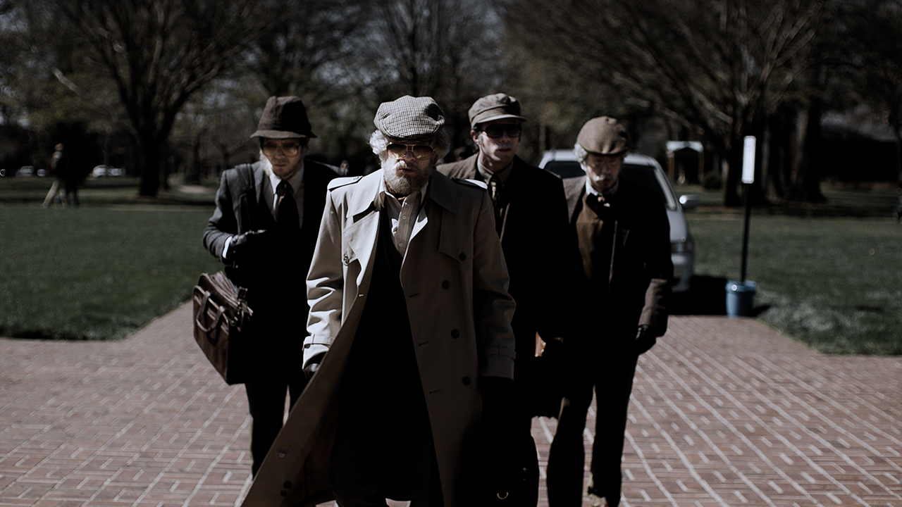 American Animals production photo