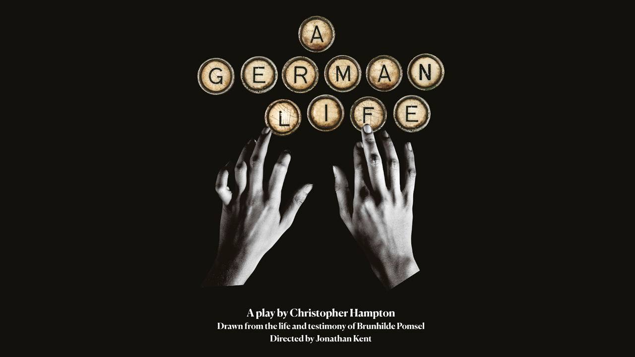 A German Life poster artwork