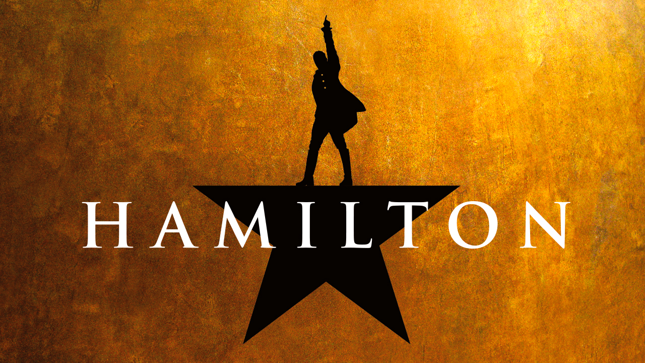 Hamilton title artwork