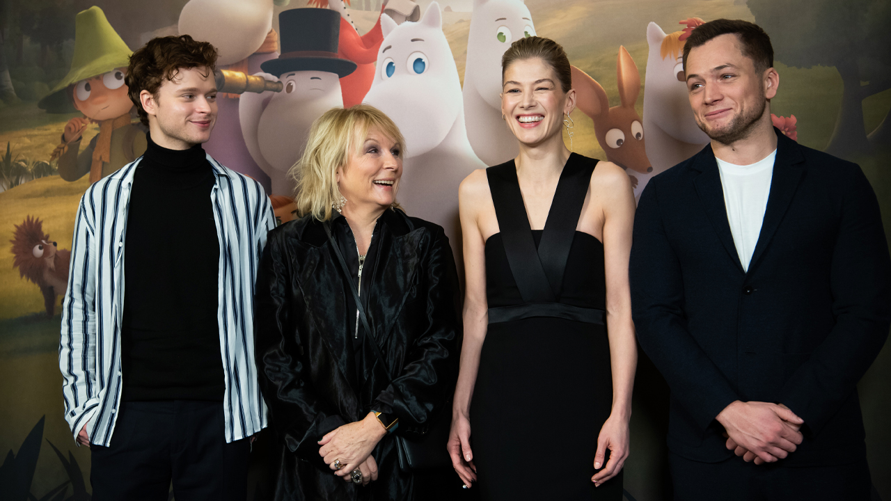 Moominvalley cast