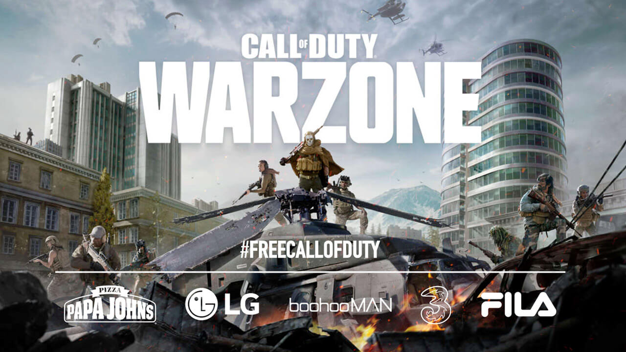 Call of Duty: Warzone poster