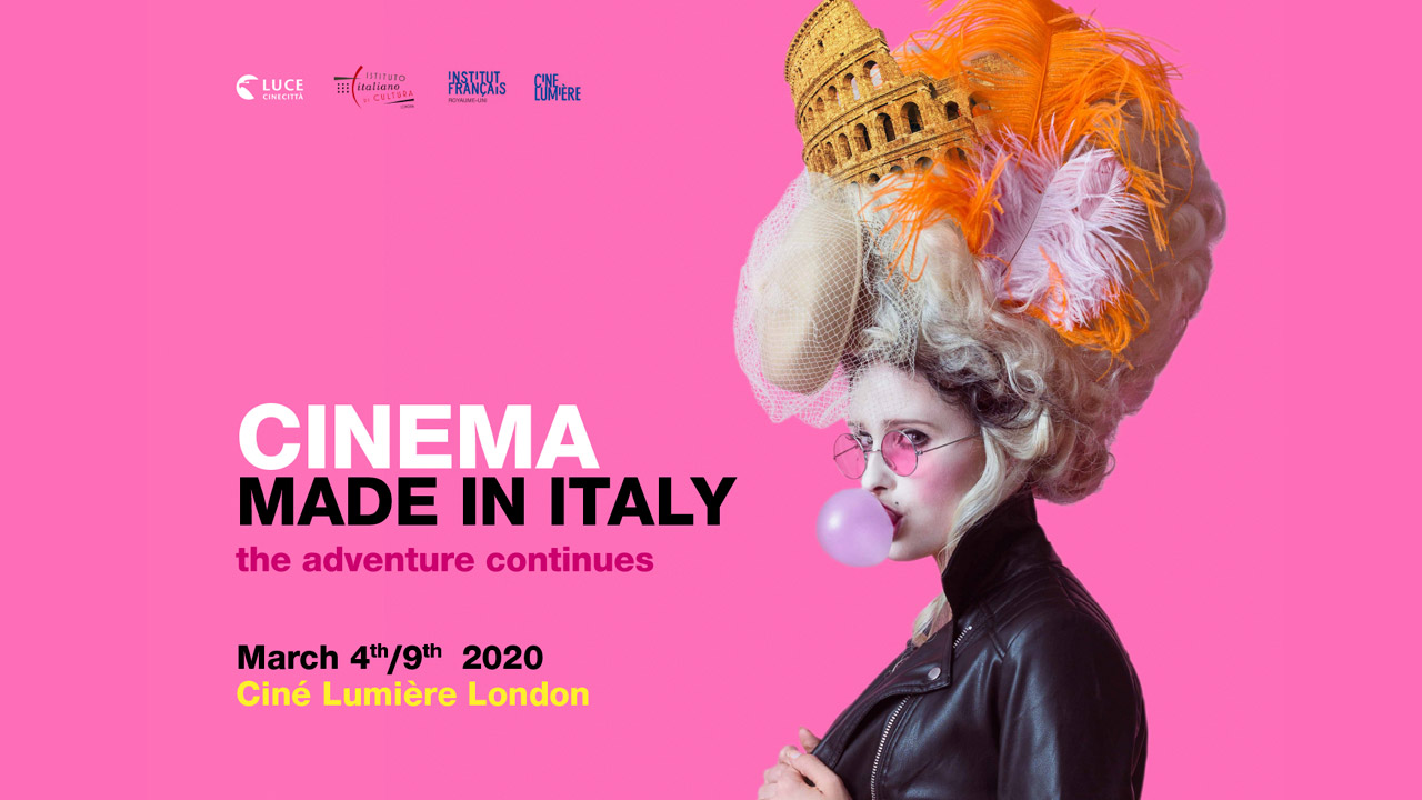 Cinema Made In Italy poster
