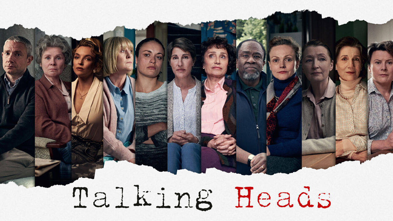 Talking Heads montage