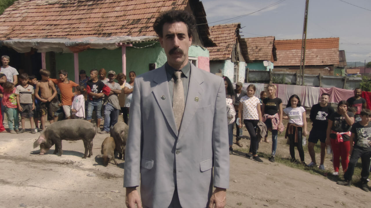 Borat film still